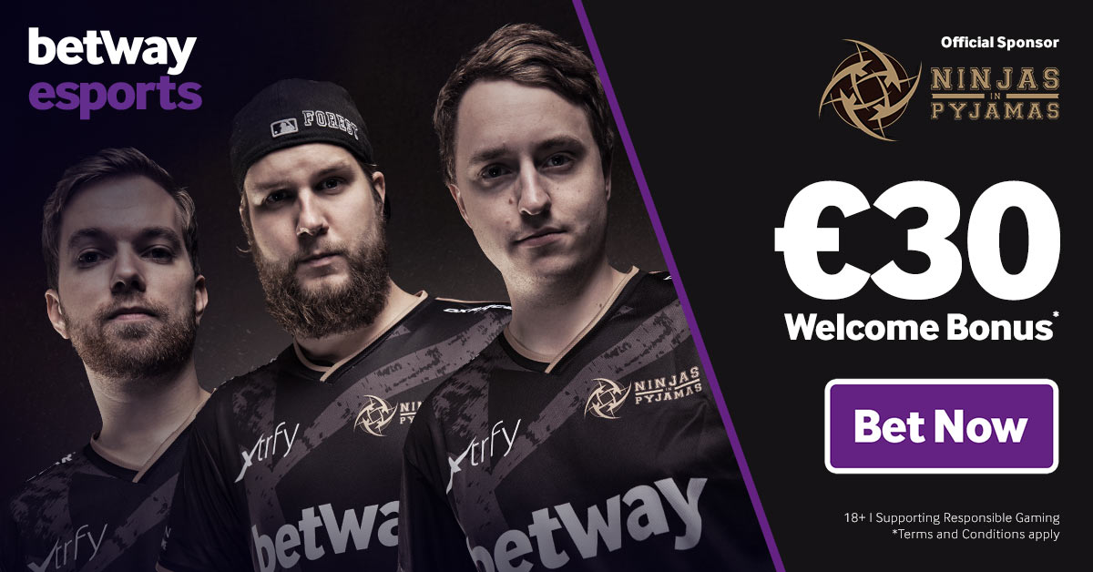 Betway NiP Advert